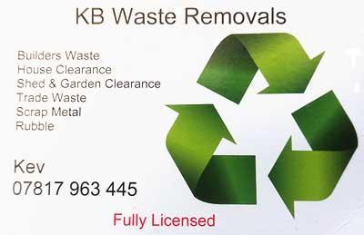 KB Waste Removals